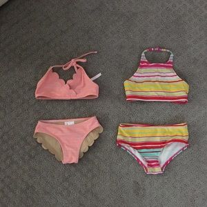 Other - Girls size small two piece bundle, great condition